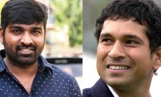 Sachin Tendulkar joins Vijay Sethupathi in next movie