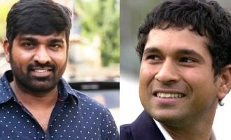 Sachin Tendulkar joins Vijay Sethupathi's next?