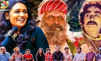 Vijay Sethupathi Stunned Drama Artists with his Acting   Seethakathi Interview