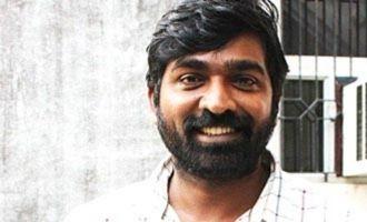 Vijay Sethupathi's look from the mega historical movie leaked on internet