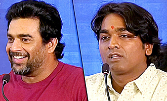 Vikram Vedha is a Milestone in my History : Vijay Sethupathi Speech