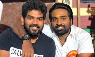 Vignesh Shivan's sweetest wishes for Vijay Sethupathi!