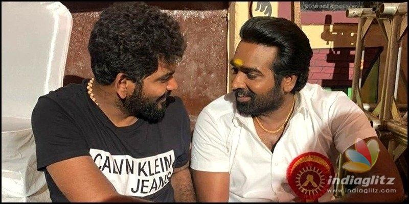 Vignesh Shivans sweet words on Master stars Vijay and Vijay Sethupathi!