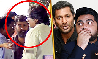 Vijay Sethupathi breaks up producer Thenappan's Fight