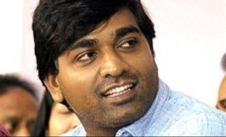 Vijay Sethupathi gets a 'melodious' music director for his next!