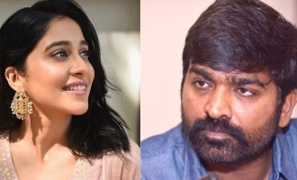 Regina Cassandra to team up with Vijay Sethupathi in this much-awaited upcoming project!