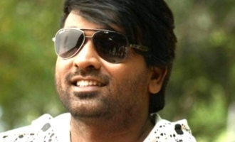 Vijay Sethupathi reveals the qualification to enter politics!
