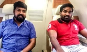 Sun Pictures arranges private jet for Vijay Sethupathi