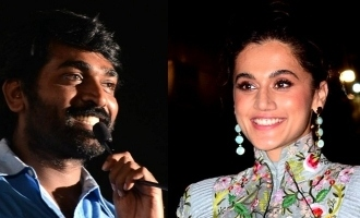Popular comedian joins Taapsee - Vijay Sethupathi's next!