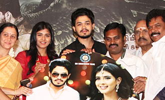 'Vinnai Thandi Vantha Angel' Audio Launch