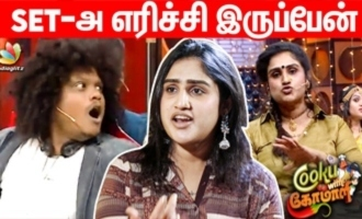I sent out murder threat to Pugazh - Vanitha interview