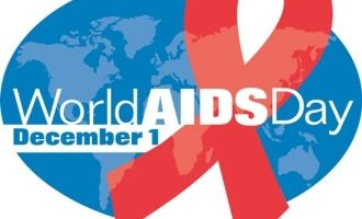 Today is World AIDS Day - Time to become more aware