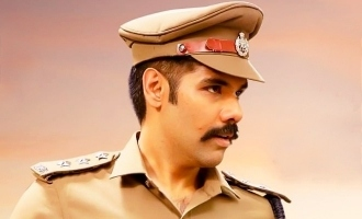 Sibiraj's police thriller release date is here!