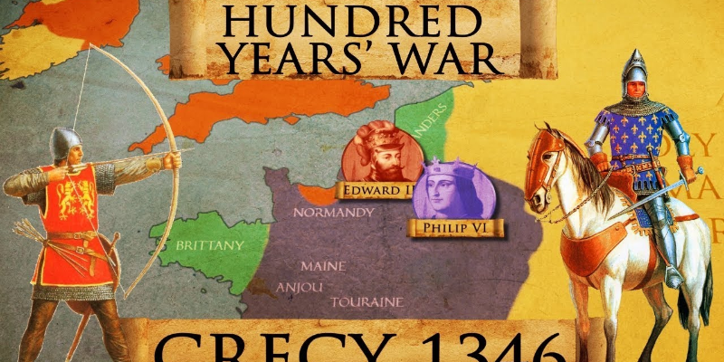 """இரு நாடுகளுக்கு இடையே நடந்த """"100 ஆண்டு போர்"""" பற்றி தெரியுமா??? சுவாரசியம் நிறைந்த கதை!!!"""