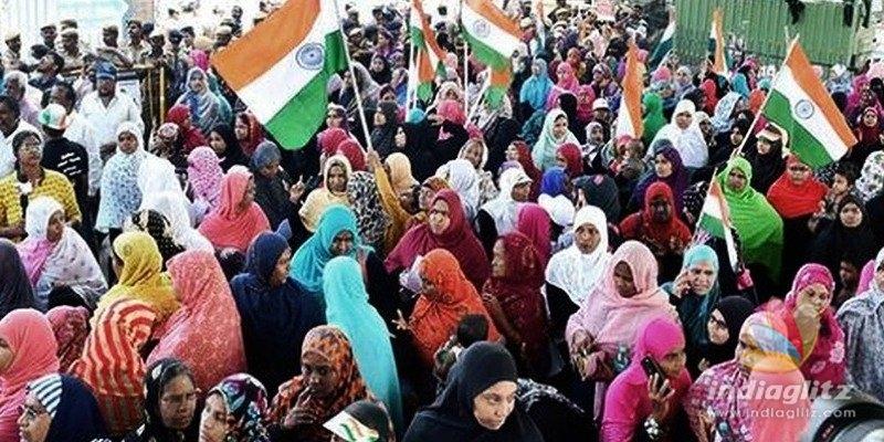 சென்னை CAA எதிர்ப்பு போராட்டம்.. மஹாத்மா காந்தியின் பேரன் நேரில் வந்து ஆதரவு..!