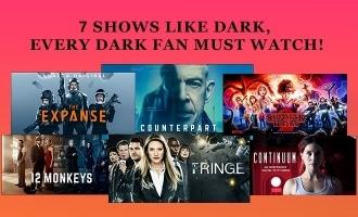 7 shows like Dark, every Dark fan must watch!