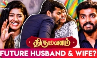 Veralevel Atrocities Of Sidhu & Shreya | Thirumanam Serial Fun Interview