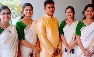 ஒரே பிரசவத்தில் பிறந்த 4 பெண்களுக்கு ஒரே நாளில் திருமணம்! கேரளாவில் ஒரு அதிசயம்