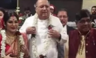 நேற்று திருமணம், இன்று மருத்துவமனையில்: 75 வயது நடிகருக்கு நேர்ந்த பரிதாபம்!