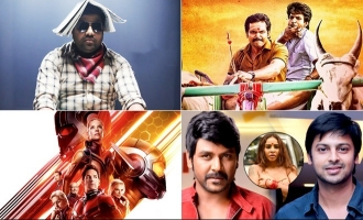 Indiaglitz Weekly Round Up- Sri Reddy targets Kollywood, Superman scared of flirting, Rajini's success secret and many more. . .