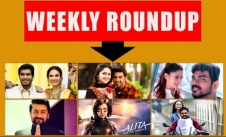 Indiaglitz Weekly Roundup - Soundarya's wedding, NGK teaser release, Arya and Sayyeshaa making it official, and many more..
