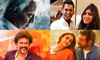 Indiaglitz Weekly Round Up: Indian 2's launch, Vishal's marriage, Vijay Sethupathi's next, and many more..