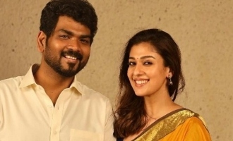 vignesh sivan and nayanthara Valentines Day pose viral in social media