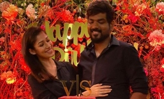 Vignesh Shivan thanks Nayan for the greatest gift on his Birthday