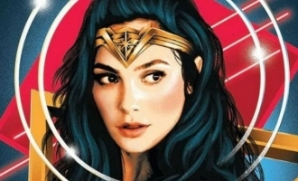 Wondrous! Gal Gadot's 'Wonder Woman 1984' official trailer is here