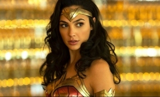 A hot update on Gal Gadot's 'Wonder Woman 1984'