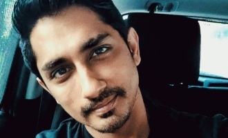 Siddharth to team up with this new-gen director for his next? - Hot Update