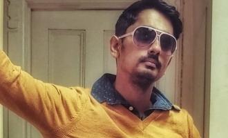 தனுஷூக்கு பதிலாக சித்தார்த்தை தேர்வு செய்த பிரபல இயக்குனர்!