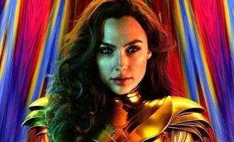 Is Warner Bros releasing Wonder Woman 1984 online?