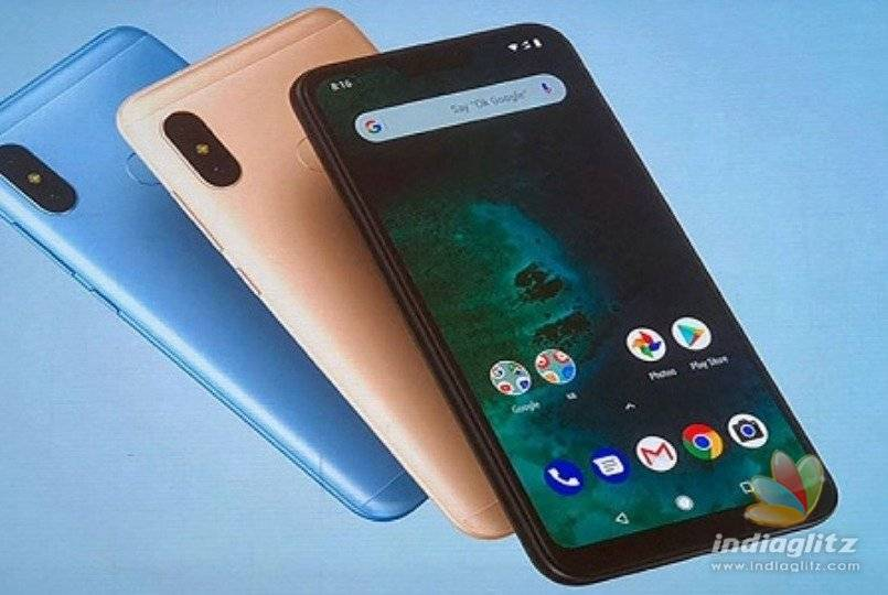 Xiaomi Mi A2 launched officially in India! details here