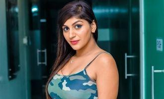 எங்களை சாவடிக்காதே! யாஷிகா வீடியோவை பார்&#2980