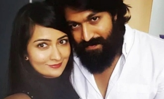 KGF hero Yash and wife Radhika trolled by netizens!
