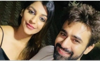 Yashika Aannand comes out in support of actor accused of child abuse