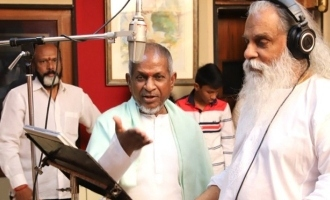 KJ Yesudas sing a song in Tamilarasan movie