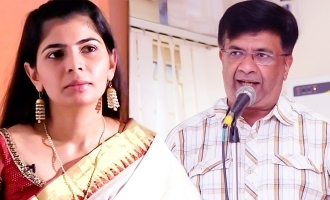 Comments from these men should be ignored: Chinmayi on Y. Gee. Mahendra's remark