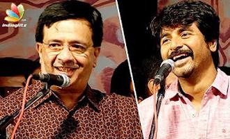 Humour is not easy : Sivakarthikeyan applaud YG Mahendran Drama