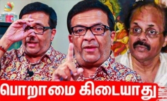 Crazy Mohan was loved by children audience - Y Gee Mahendran Interview
