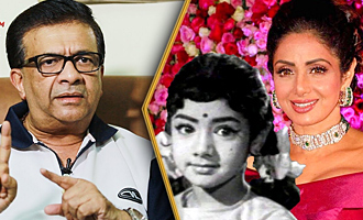 Throwback to Sridevi's childhood : YG mahendran Interview