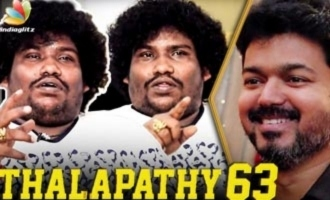 Vijay Wanted Me in Thalapathy 63 : Yogi Babu Interview