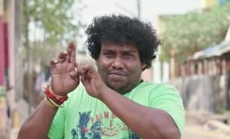 Yogi Babu turns screenplay writer!