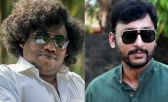 Yogi Babu to team up with RJ Balaji in his next film?