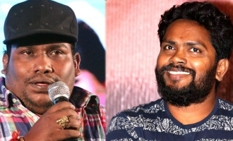 Pa Ranjith and Yogi Babu teaming up for a new movie?