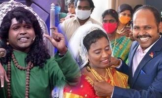'நித்யானந்தா' புகழ் விஜய் டிவி பிரபலத்தின் காதல் திருமணம்!