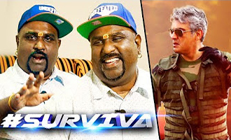Surviva song is about Ajiths Sir Life & Mine : Yogi B Interview