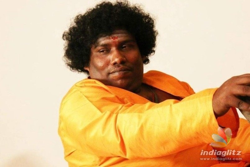 Yogi Babu shares emotional video from Fiji Islands
