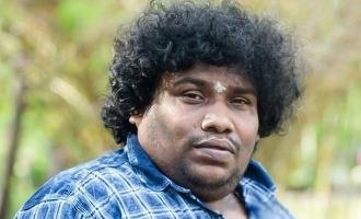 12 முறை தேசிய விருது பெற்ற பிரபல ஒளிப்பதிவாளர் இயக்கும் படத்தில் யோகிபாபு